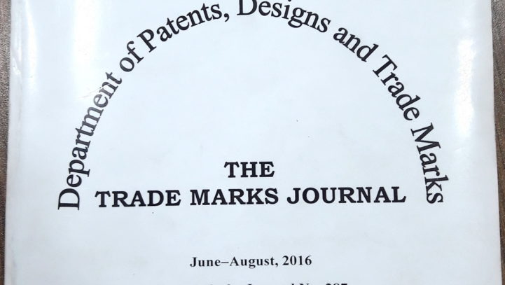Journal No. 287 Published