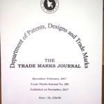 Bangladesh Trade Marks Journal No. 289 Published