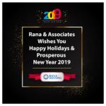 Happy New Year 2019 !