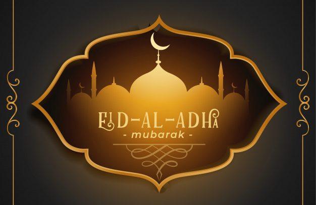 Holidays on EID-AL-ADHA