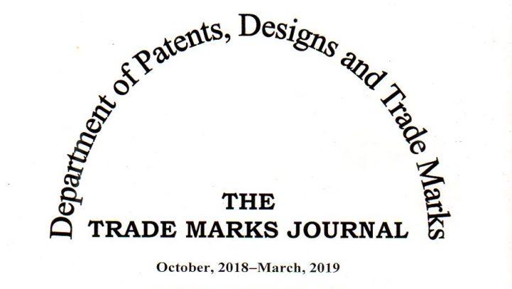 Bangladesh Trade Marks Journal No. 295 Published.